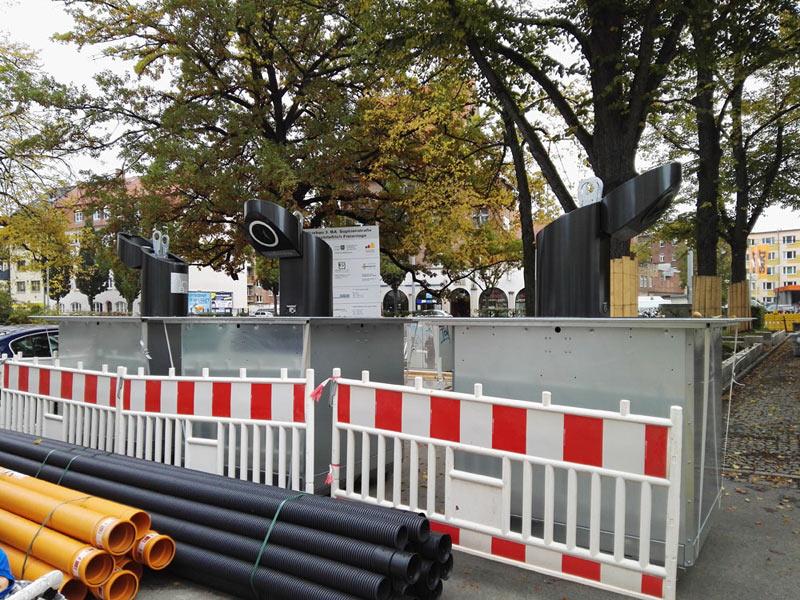 Read more about the article Gute Idee: ebenerdige Altglas-Tonnen