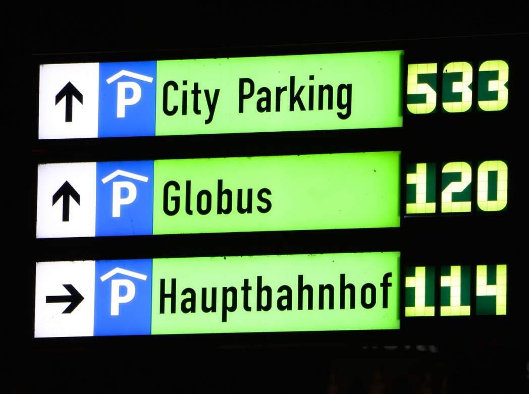 Parkleitsystem light – Kosten sparen statt effizienter Verkehrsverwaltung