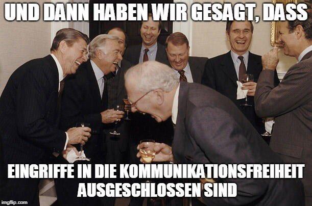 Uploadfilter – deutsche Version von Artikel 11 und 13