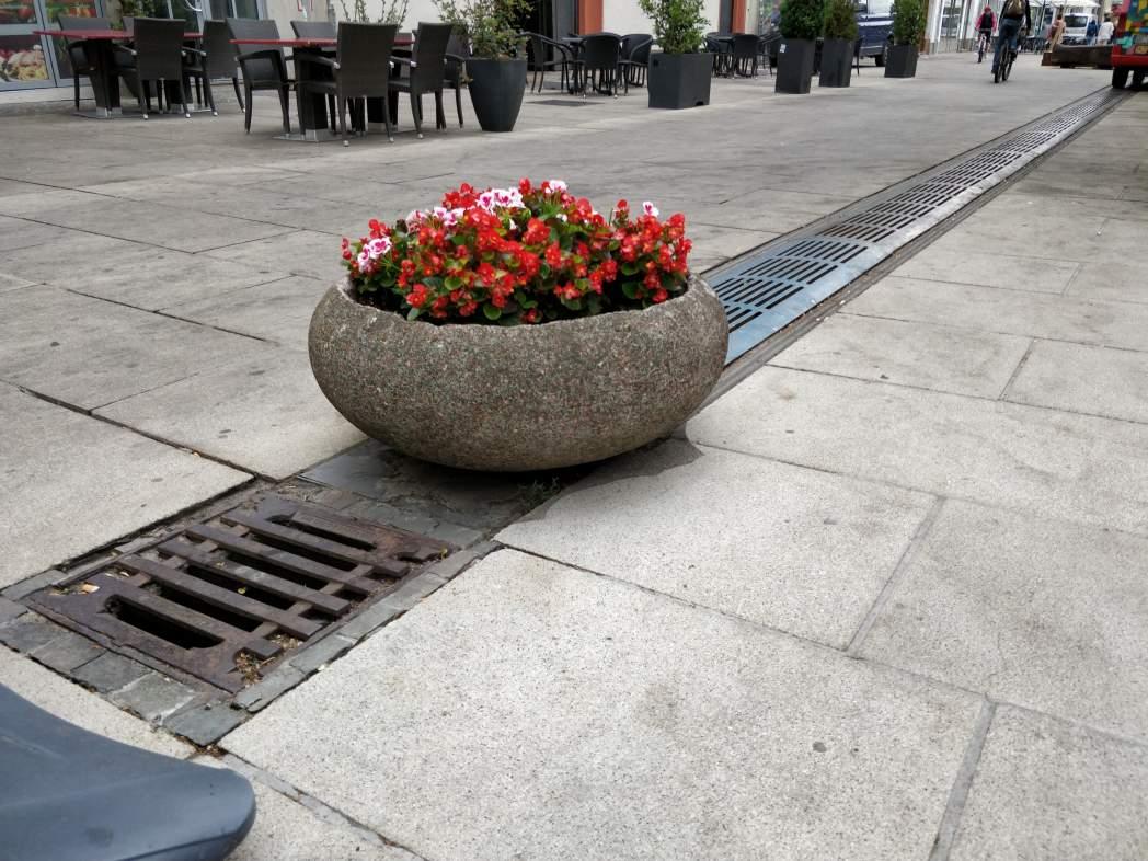 Jena: eine kleine Geschichte der Wasserrinne in der Johannisstraße